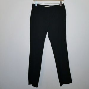 Micheal micheal kors Ankle fit black pants size 2